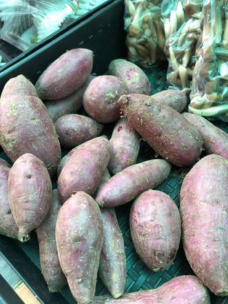 紫色番薯 Purple Sweet Potato