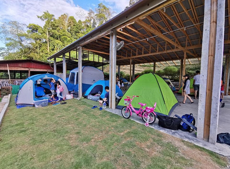 森芭露营 Sempah Camping