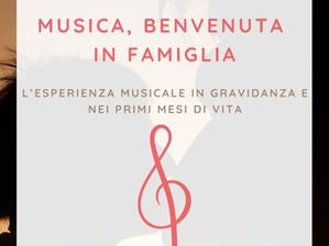 WORKBOOK IN REGALO- MUSICA BENVENUTA IN FAMIGLIA