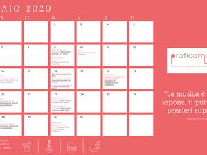 Anno nuovo...agenda nuova!