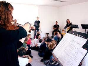 Concerti di primavera! Musica per tutta la famiglia