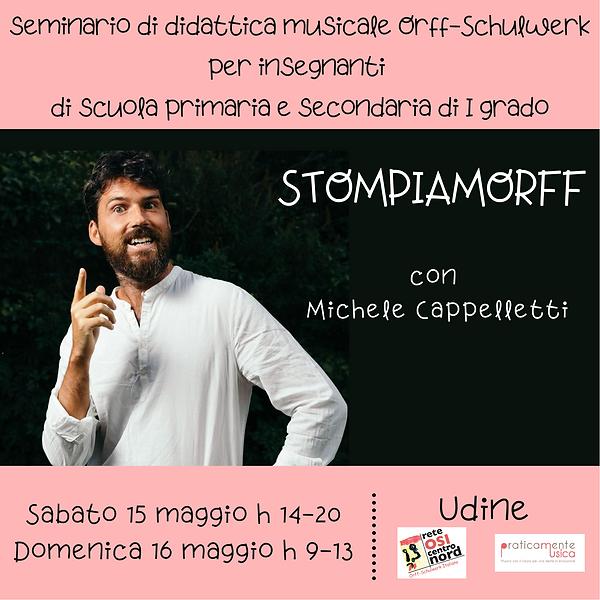 SEMINARIO CAPPELLETTI 15-16 MAGGIO 2021