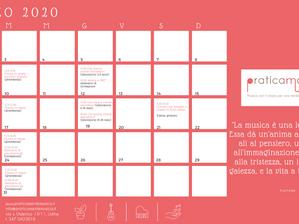 Calendario di MARZO!
