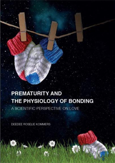 Cover van mijn proefschrift op TU/e Facebook :)