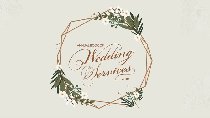Corporate News | Annual Design Award by All About WEDDING