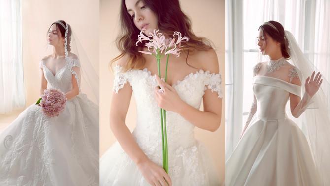 2020 Wedding Gown Trend 5大最新婚紗趨勢