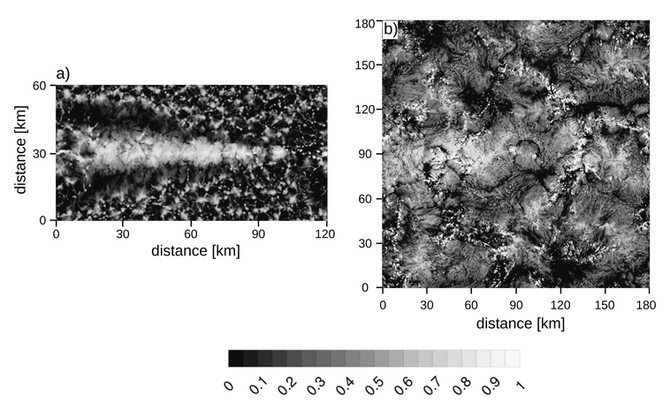 Ships may alter cloud-radiative properties even when not detected from space