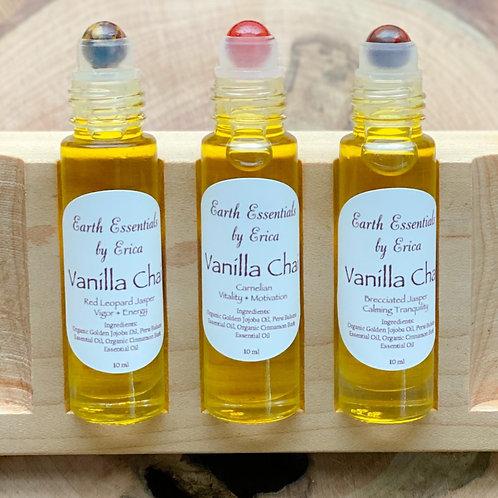 Vanilla Chai - Essential Oil Rollerball