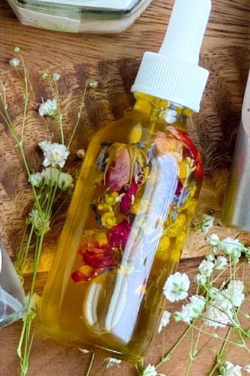 Summer Face & Body Oil