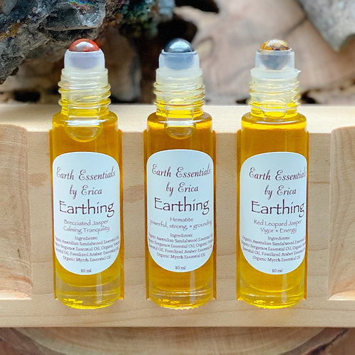 Earthing - Essential Oil Rollerball