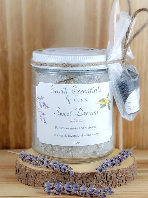 Sweet Dreams Bath Potion