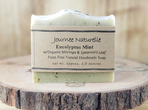 Eucalyptus Mint Soap by Journee Naturelle