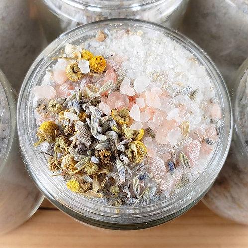 Lavender & Chamomile Bath Potion w/ Oatmeal