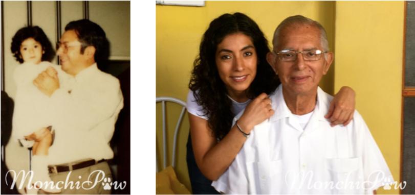 Love You Grandpa! (@monchipaw)