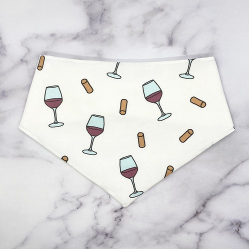 Everyday Bandana- Wine!