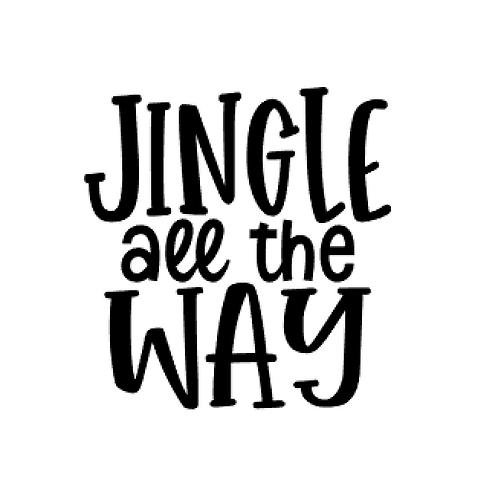 Vinyl Add-On - Jingle all the Way!