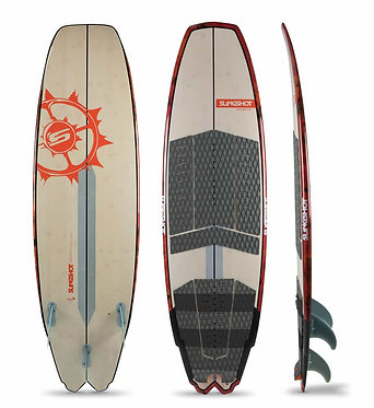 """2018 SLINGSHOT Angry Swallow 5'6"""""""