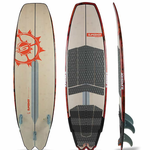 2018 SLINGSHOT Angry Swallow 5'6""