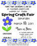 STMA Women of Today Host Spring Craft Fair...