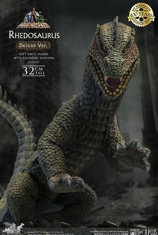 Star Ace Toys SA9027 Rhedosaurus (Color) DX (Deluxe Ver.)