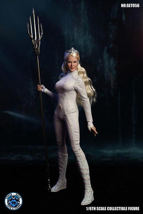SUPER DUCK SET056 Queen Atlantis 1/6 Costume Set