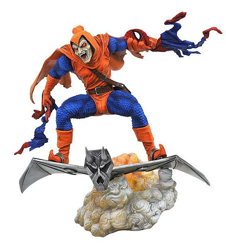 Spider Man Marvel Comic Premier Collection Hobgoblin Statue