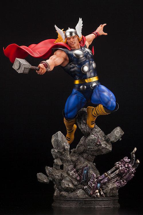 Kotobukiya Thor Avengers Fine Art 1/6 Statue