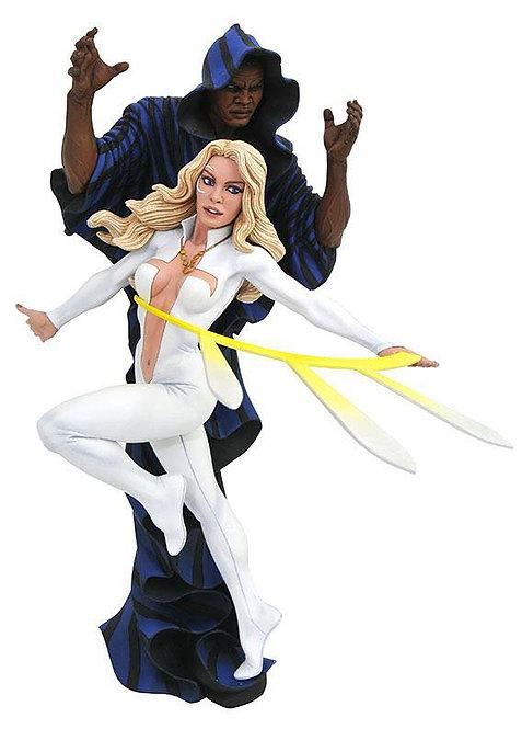 Diamond Select Marvel Gallery Cloak and Dagger Comic Statue