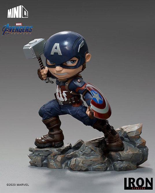 Iron Studios Minico Captain America - Avengers: Endgame