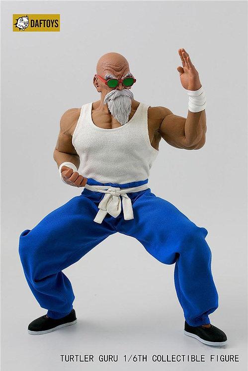 DAFTOYS F04 Turtler Guru Kame Sennin 1/6 Costume Set