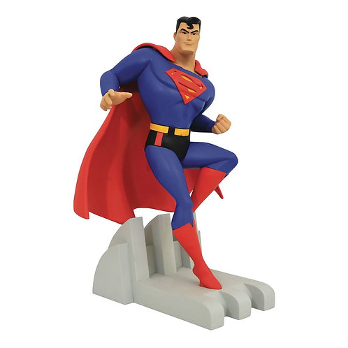 Diamond Select DC Premier Collection Animated Series Superman Statue