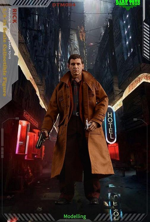 DARK TOYS DTM004 Blade Runner Rick DX 1/6 Deluxe Set