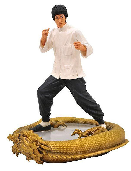 Diamond Select Bruce Lee Premier Collection 80th Anniversary Statue