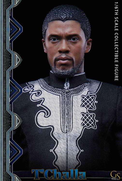 GSTOYS GST001 TChalla Wakanda King Panther 1/6 Costume Set
