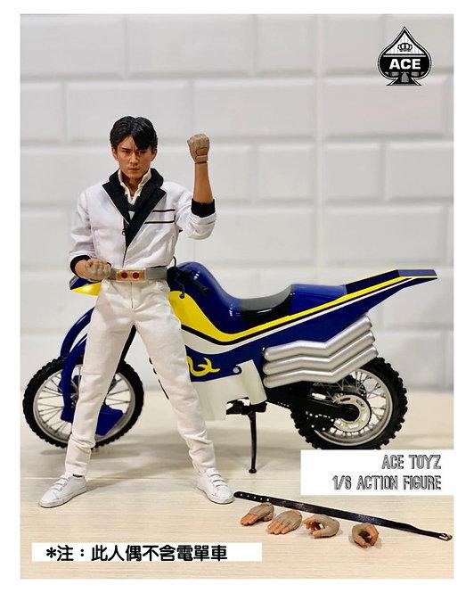 Ace Toyz CMSH–010 The Classic Mighty Super Hero Mr. Kurata 1/6 Figure