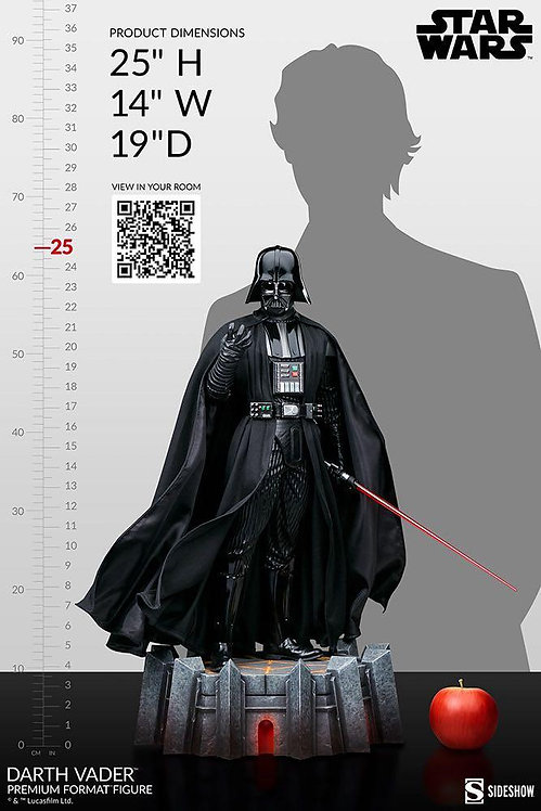 Sideshow Darth Vader Premium Format Figure