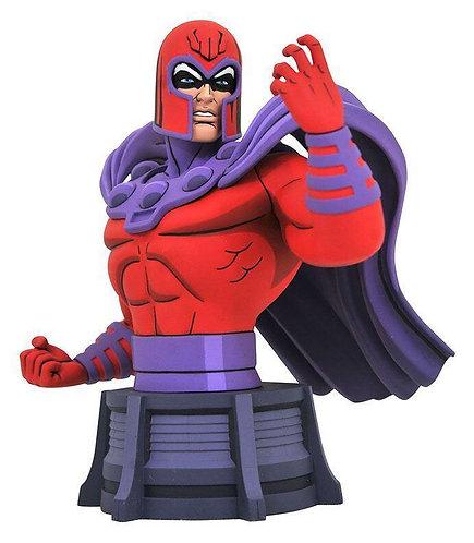 Diamond Select Marvel Animated Magneto Bust