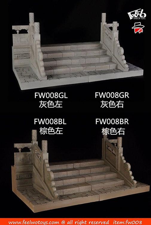FEELWOTOYS FW008 1/6 Ancient Steps