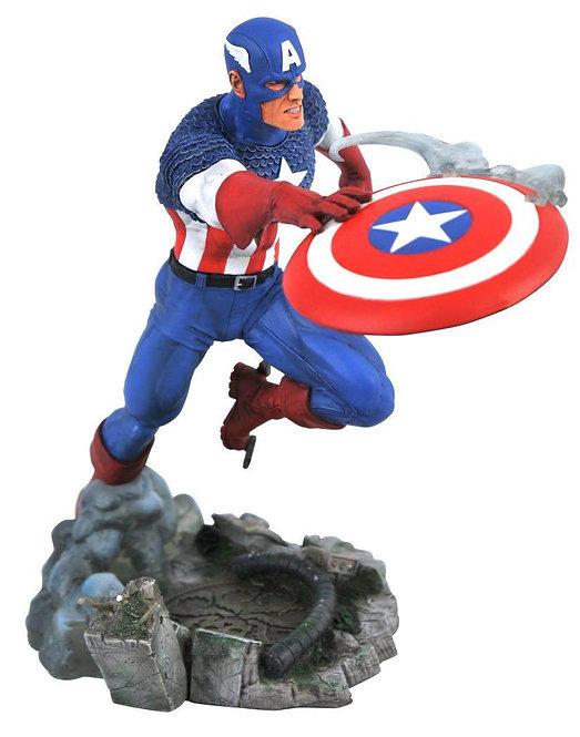 Diamond Select Marvel Gallery Captain America Versus Statue