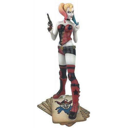Diamond Select DC Gallery Harley Quinn Rebirth Statue