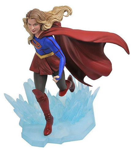 Diamond Select Supergirl CW Gallery Statue
