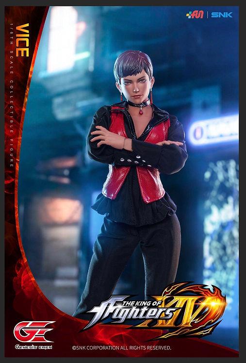 Genesis Emen KOF-V01 The King of Fighters XIV Vice 1/6 Figure