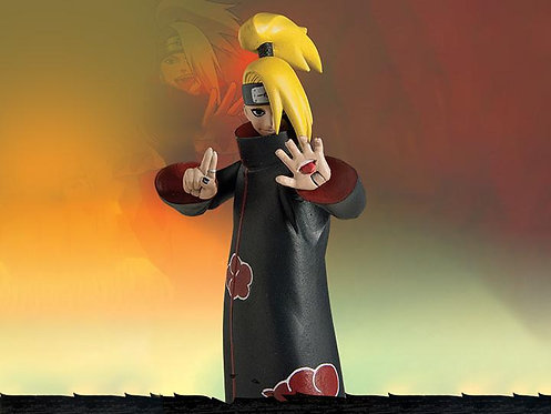 Toynami Naruto Poseable Action Figures Encore Series - Deidara
