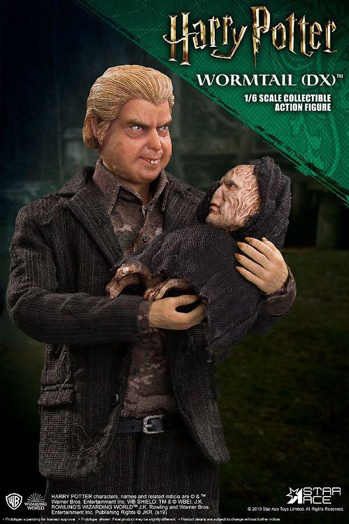 Star Ace Toys SA0073 - Peter Pettigrew (Wormtail) (DX) - Deluxe Ver.