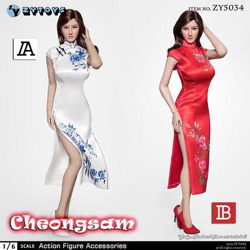 ZYToys ZY5034 - 1/6 Cheongsam