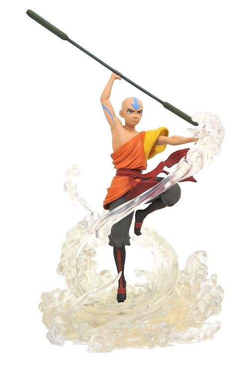 Diamond Select Avatar: The Last Airbender Aang Gallery Statue