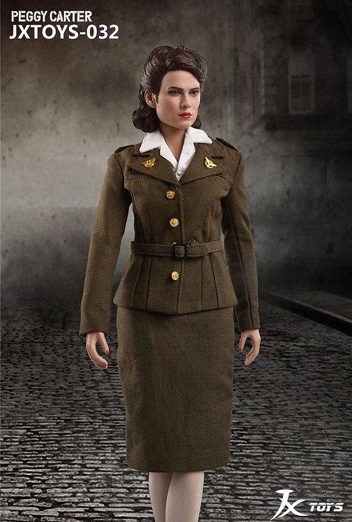 JXTOYS-032 Peggy Carter 1/6 Figure