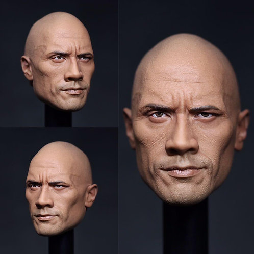 Eleven X Kai EK01 Male 1/6 Headsculpt