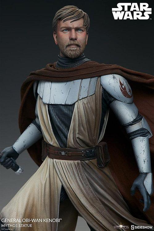 Sideshow General Obi-Wan Kenobi Mythos Statue