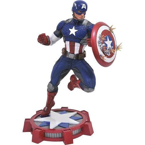 Diamond Select Marvel Gallery Captain America Statue